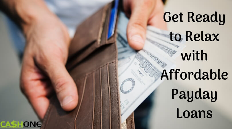Affordable Payday Loans