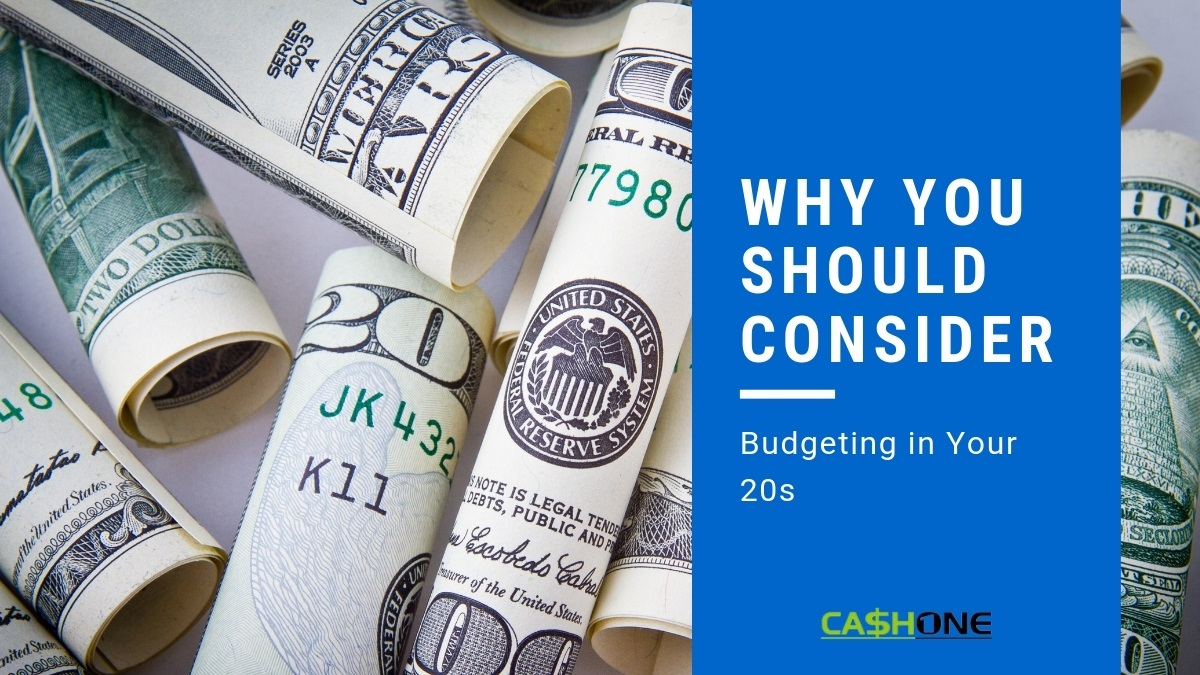 Consider Budgeting in Your 20s