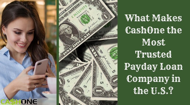 Trusted Payday Loan Company in the U.S.