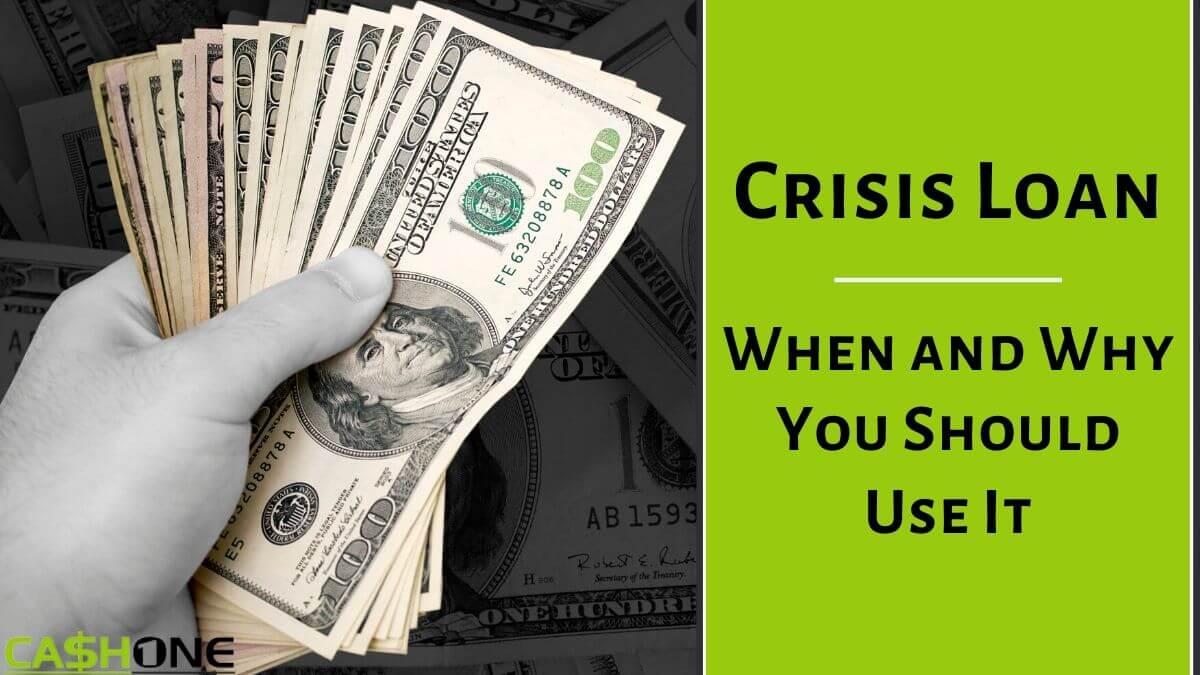 Crisis Loan