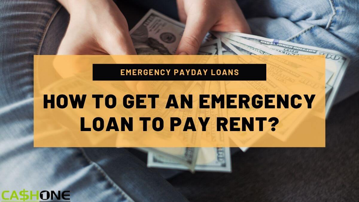 Emergency Loans for Rent