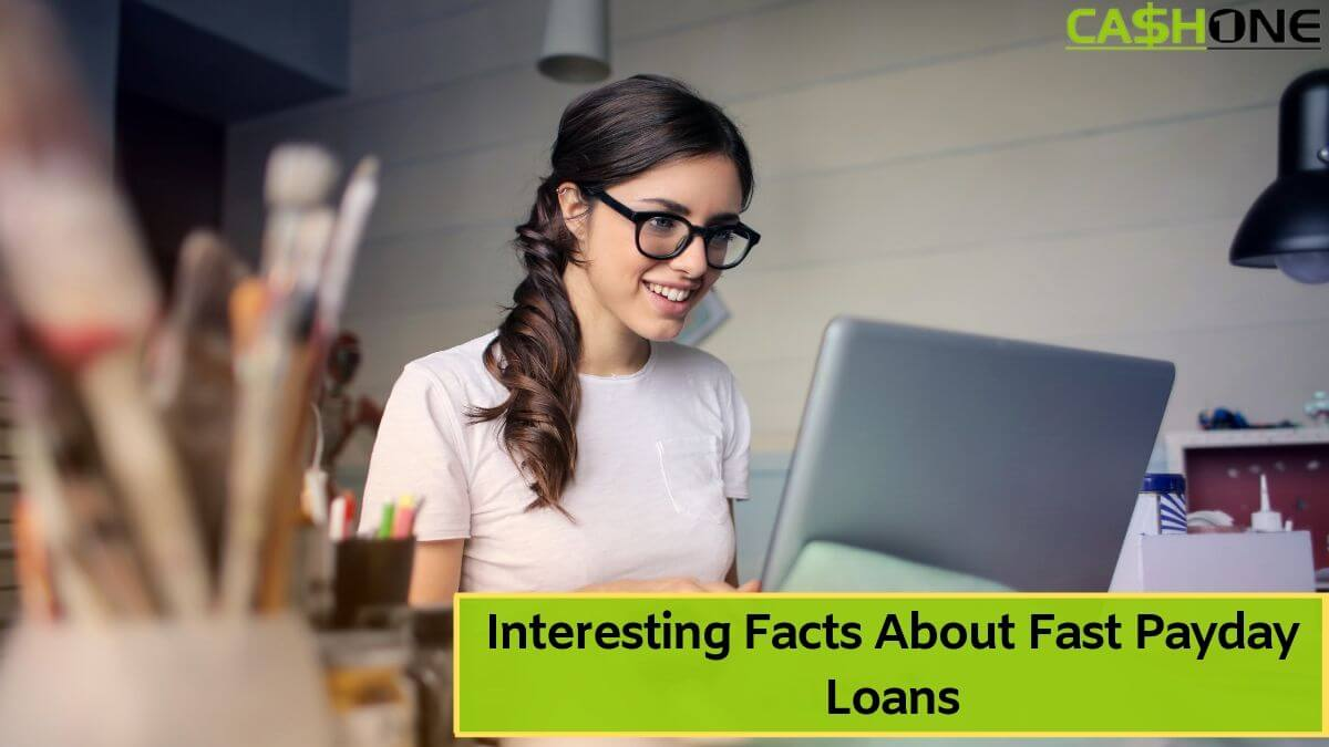 Fast Payday Loans Facts