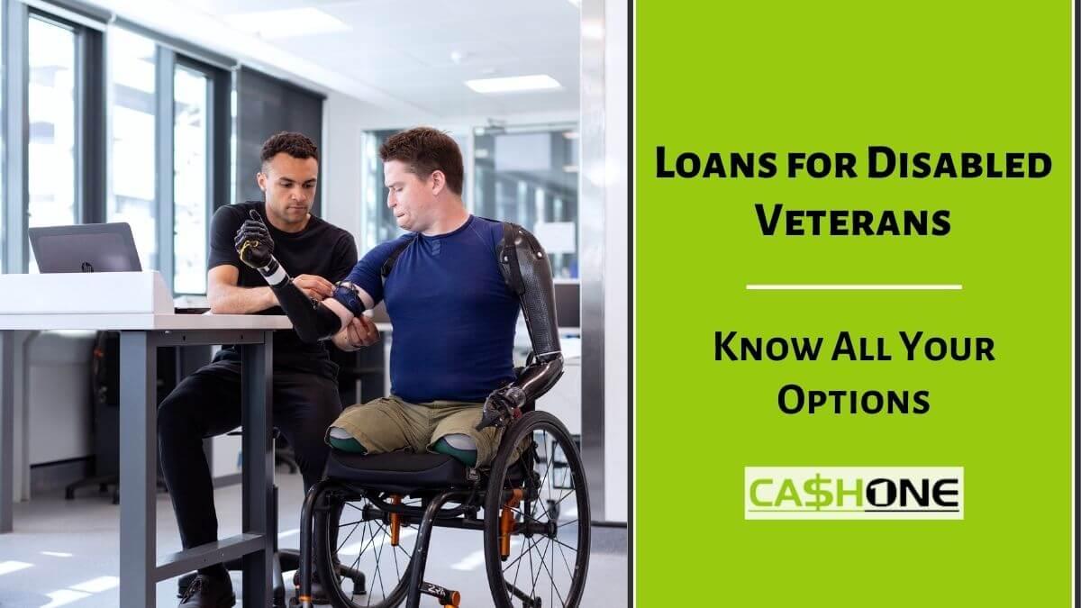 Loans for Disabled Veterans