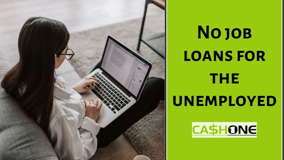 No Job Loans