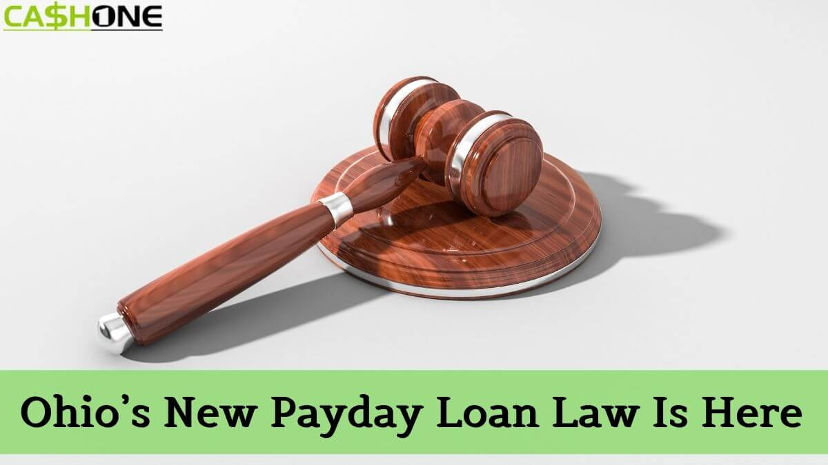 Ohio payday loan law