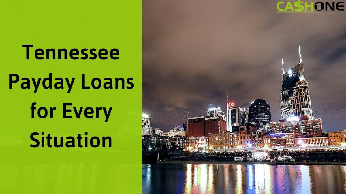 Online Payday Loans in Tennessee