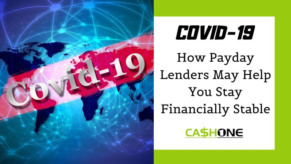 Lenders Helping Payday Loan Customers during COVID-19 Pandemic