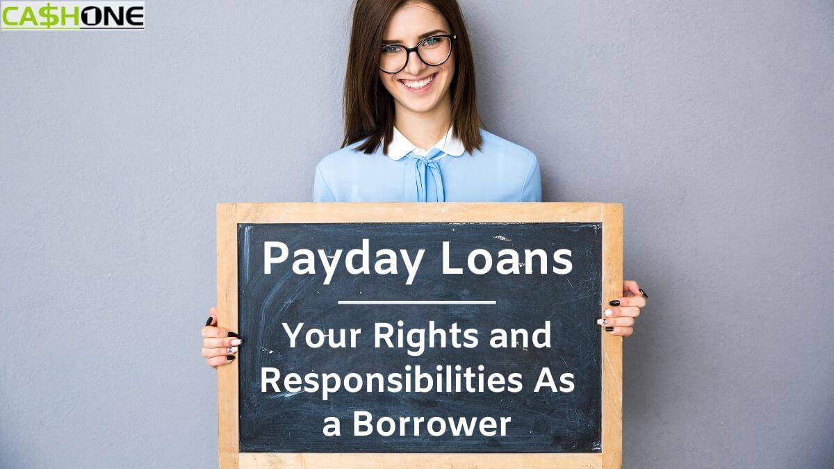 Payday Loan Rights and Responsibilities