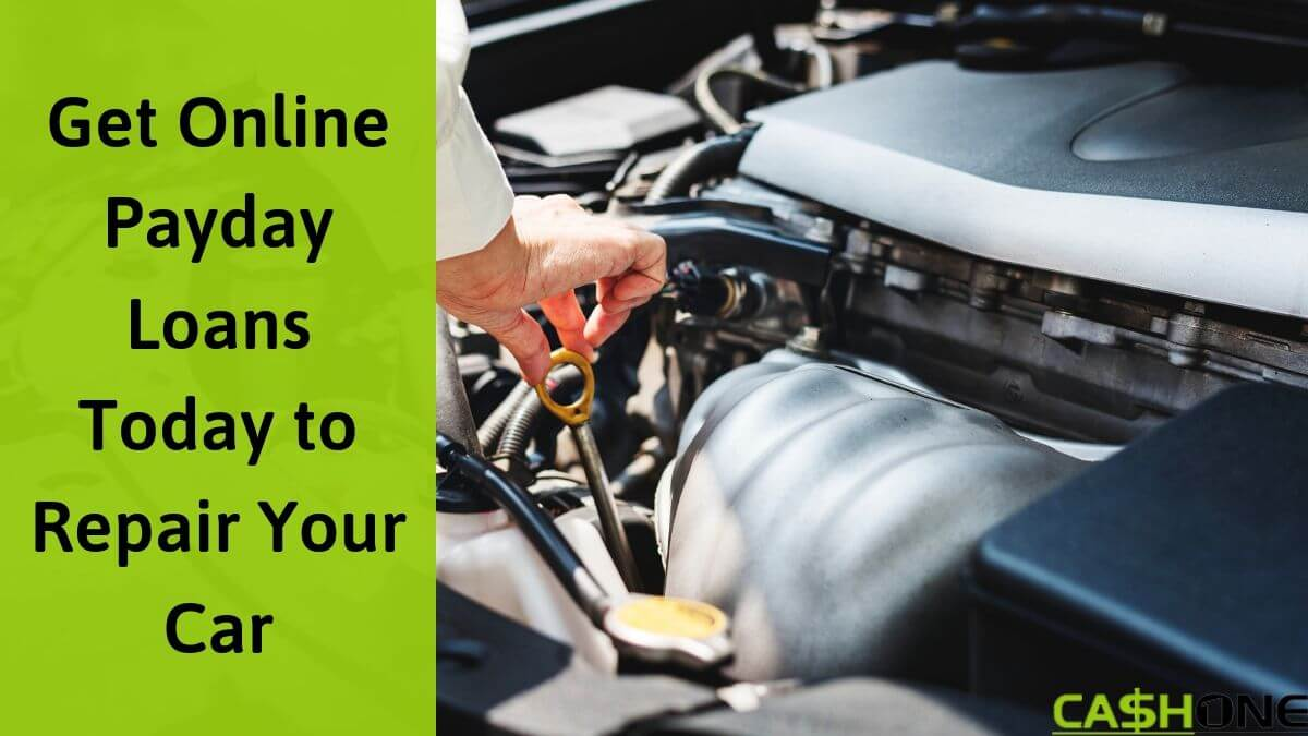 Online Payday for Car Repair