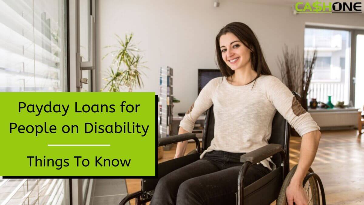 Payday Loans on Disability