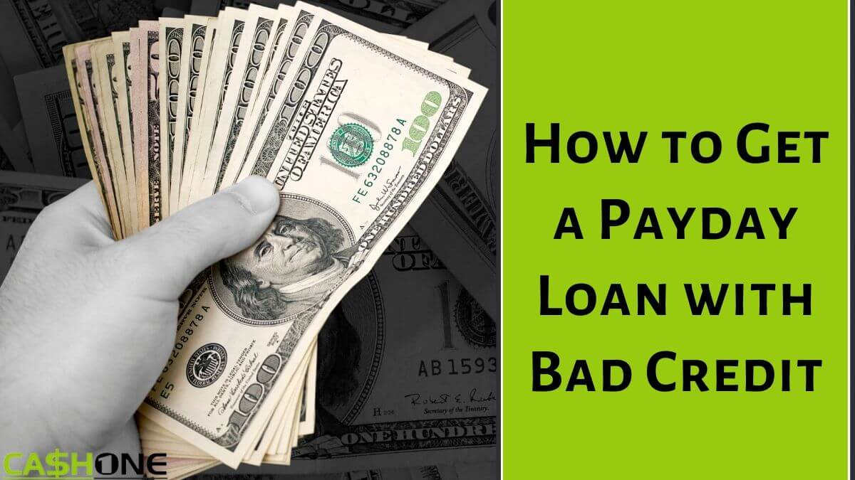 Payday Loan with Bad Credit