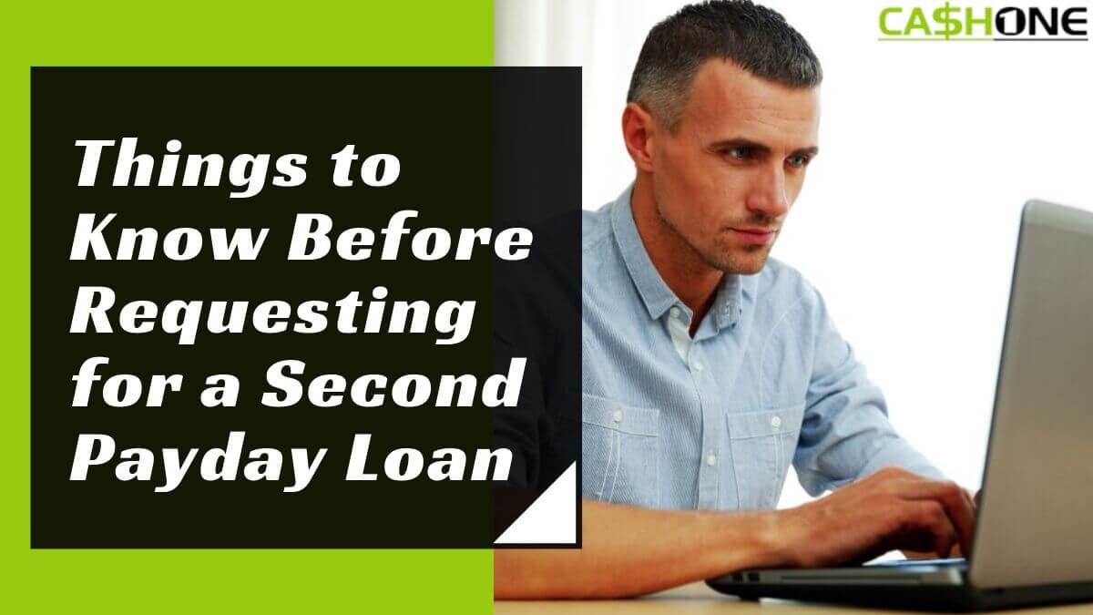 Second Payday Loan