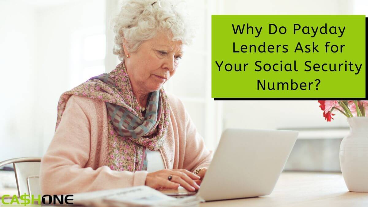 Social Security Payday Loan