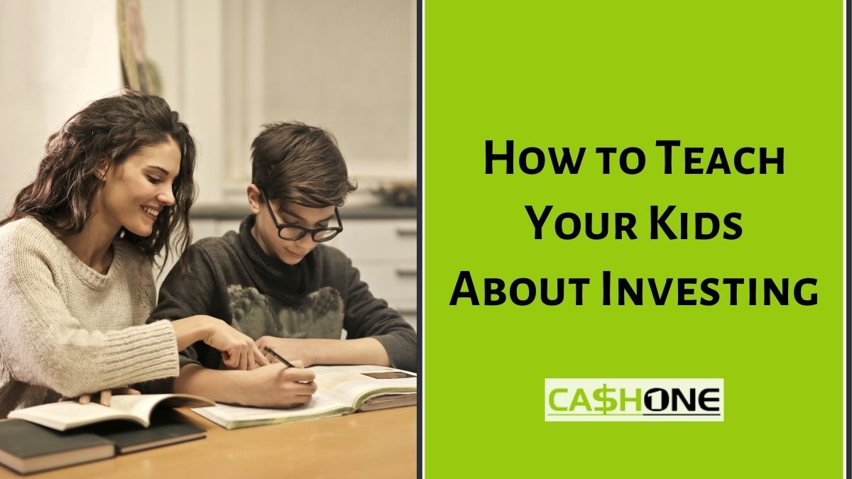 Teach kids about investing