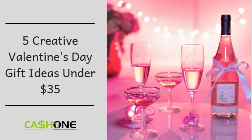 Valentine's Day Gift Ideas Under $35