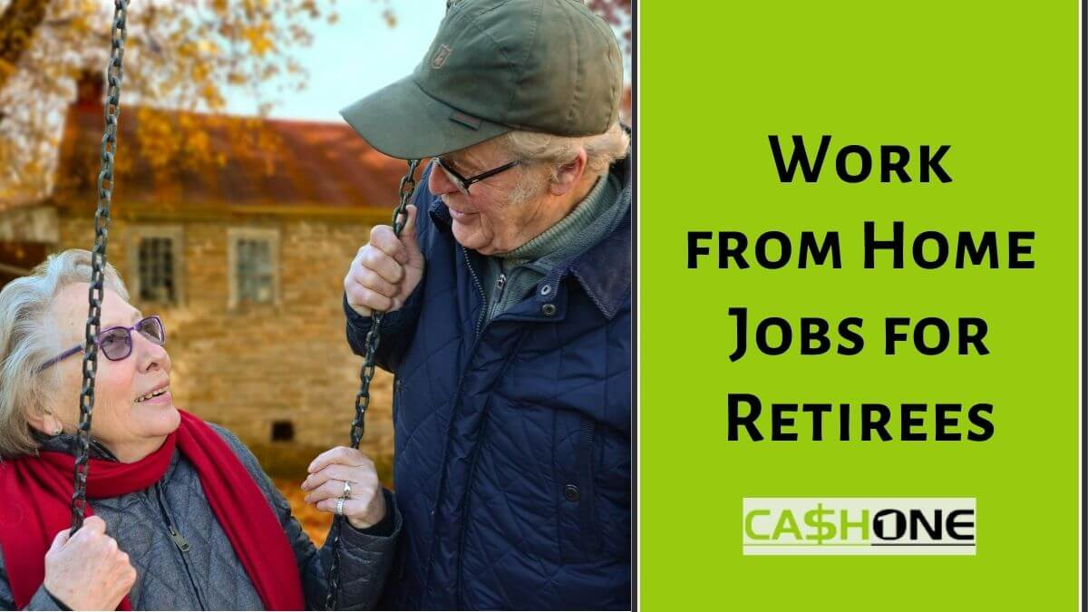 Work from Home Jobs for Retirees