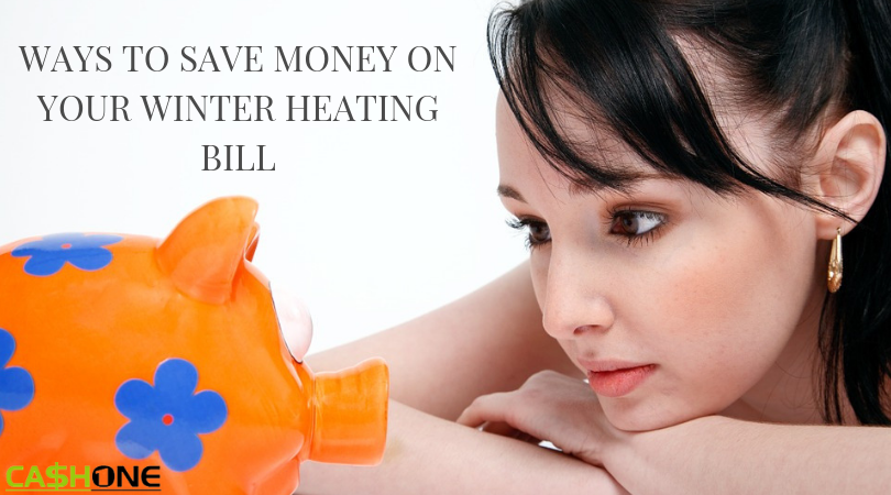 Ways To Save Money on Your Winter Heating Bill