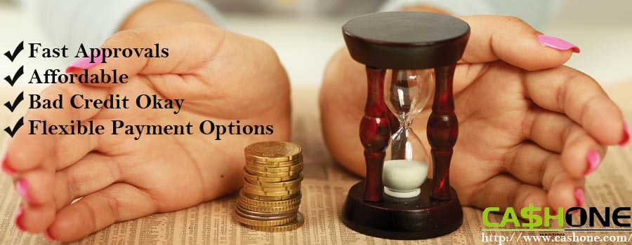 CashOne Online Payday Loans in One Hour