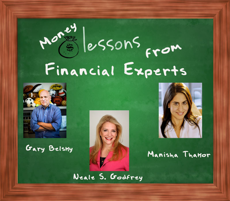 Money Lessons for Financial Experts