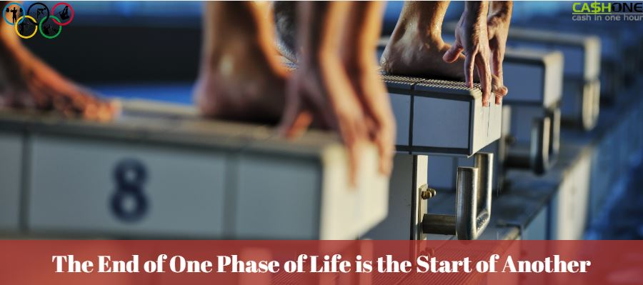 The End of One Phase of Life is the Start of Another
