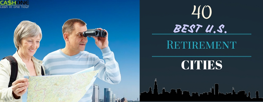 40 Best Retirement cities in US