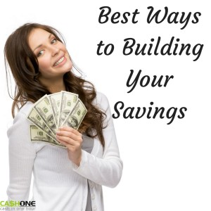 Best Ways to Building Your Savings