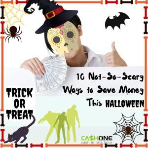 10 Ways to Save Money This Halloween