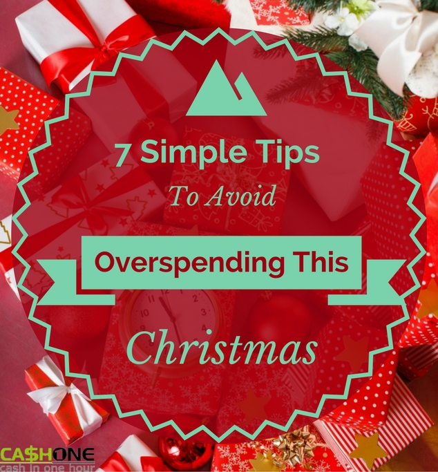 Avoid Overspending this Christmas