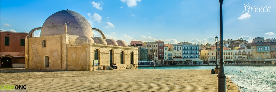 Greece - Vacation Spot