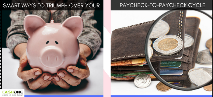 Paycheck-to-Paycheck Cycle