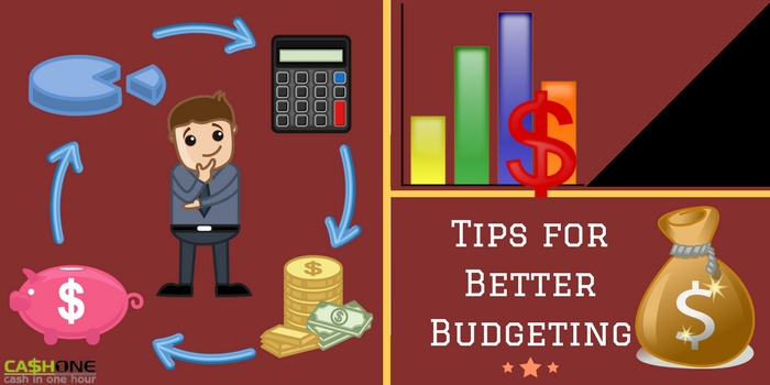 10 Easy tips to follow for better budgeting