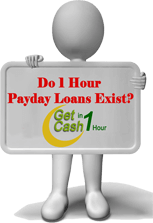 Do 1 Hour Payday Loans Exist?